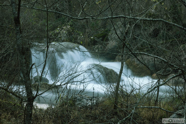 Chernorechenskiy canyon