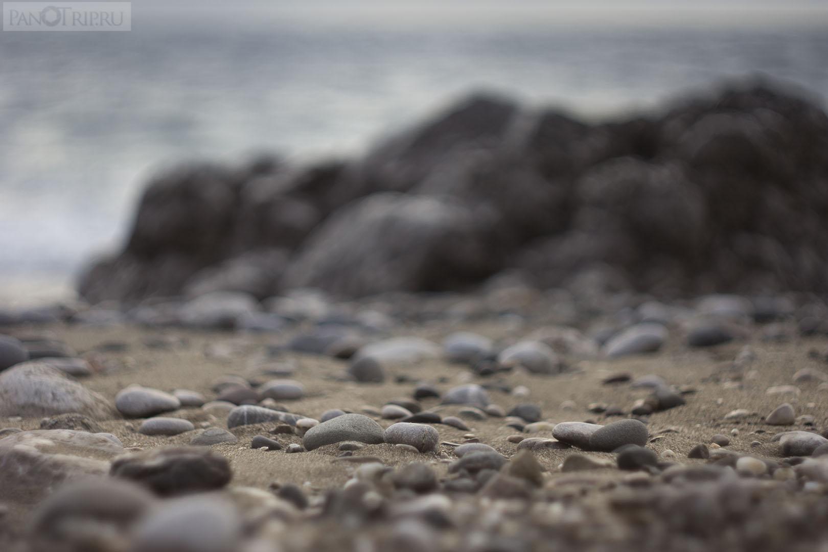 Silver Beach. Balaklava